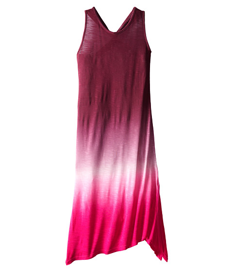 Young Fabulous & Broke Mini - Knotted Maxi (Little Kids/Big Kids) (Amethyst/Pink Ombre) Girl's Dress