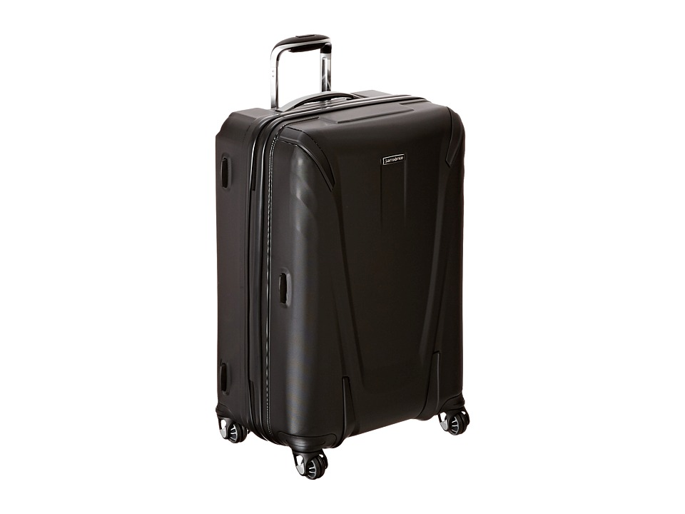 Samsonite - Silhouette Sphere 2 26 Spinner Hardside (Black) Pullman Luggage