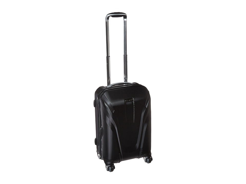 Samsonite - Silhouette Sphere 2 22 Spinner Hardside (Black) Pullman Luggage