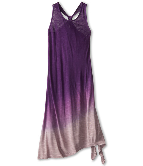 Young Fabulous & Broke Mini - Knotted Maxi (Little Kids/Big Kids) (Purple Ombre) Girl's Dress