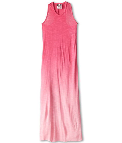 Young Fabulous & Broke Mini - Blaire Maxi (Little Kids/Big Kids) (Fuchsia Ombre) Girl's Dress