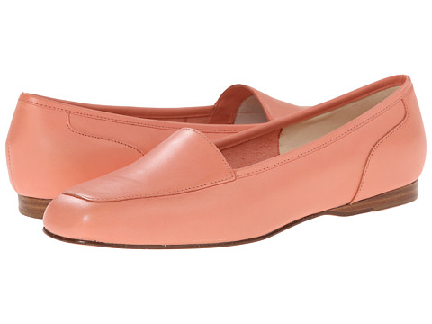 Enzo Angiolini - Liberty (Fresh Coral Leather Leather) Women