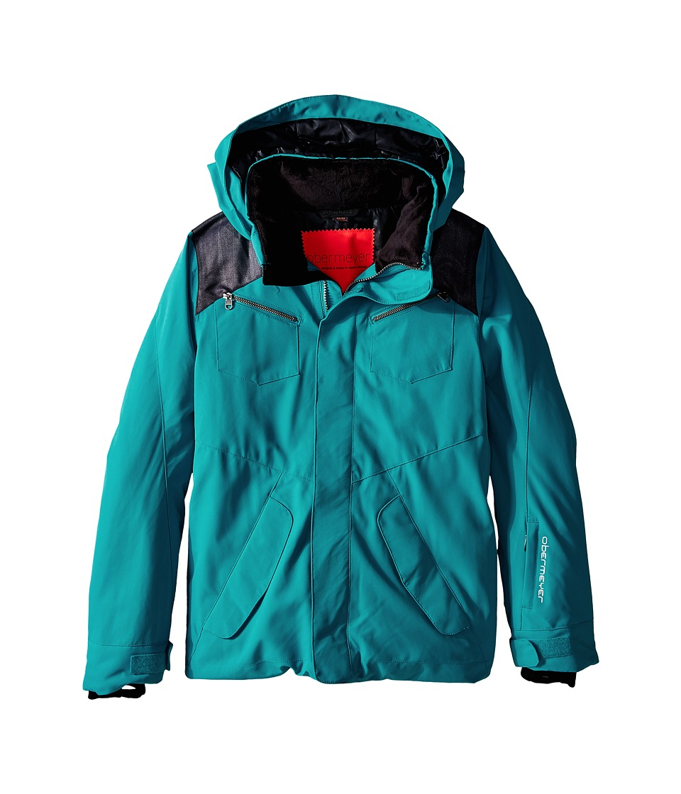 Obermeyer Kids - Berkley Jacket (Little Kids/Big Kids) (Mediterranean) Girl's Coat
