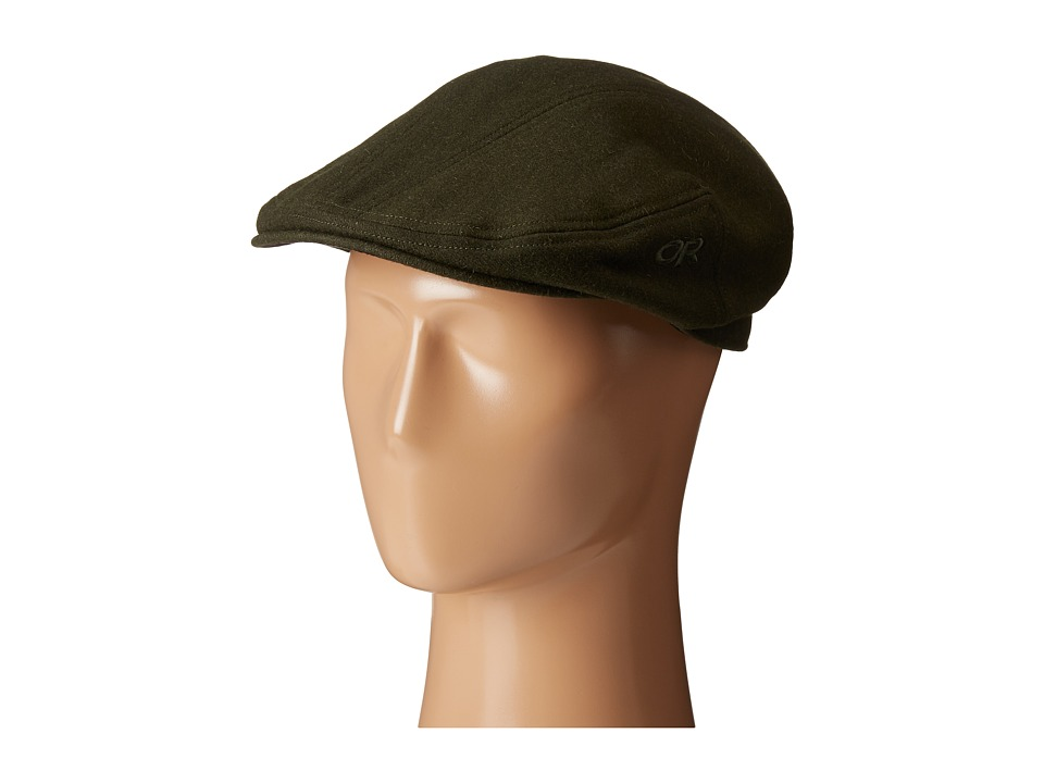 Outdoor Research - Turnpoint Driver Cap (Evergreen) Caps