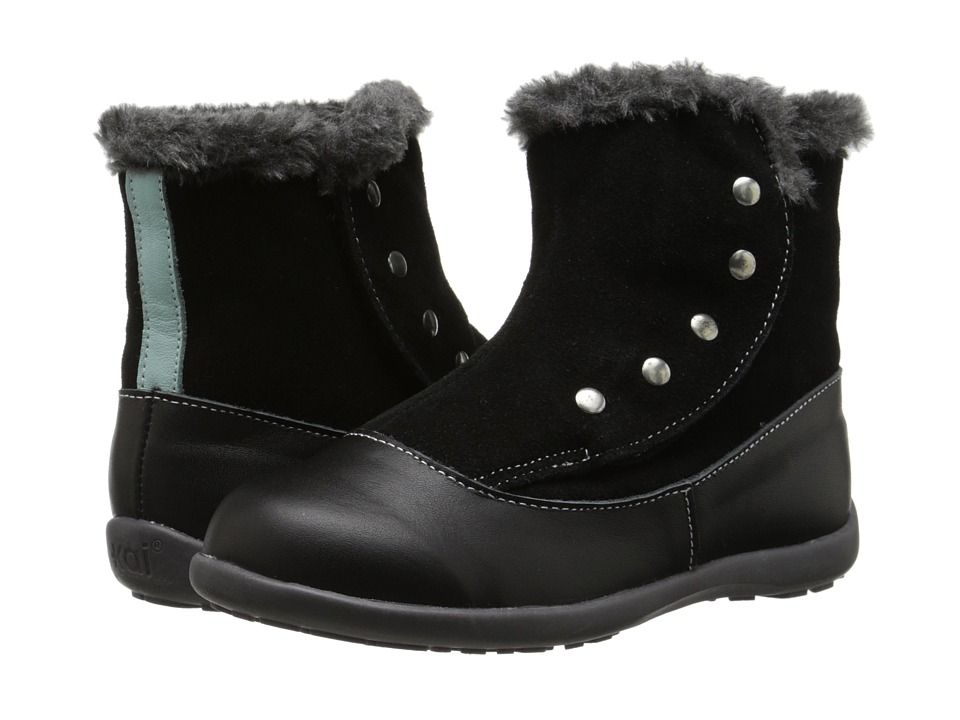 See Kai Run Kids - Amelia (Toddler/Little Kid) (Black) Girl's Shoes