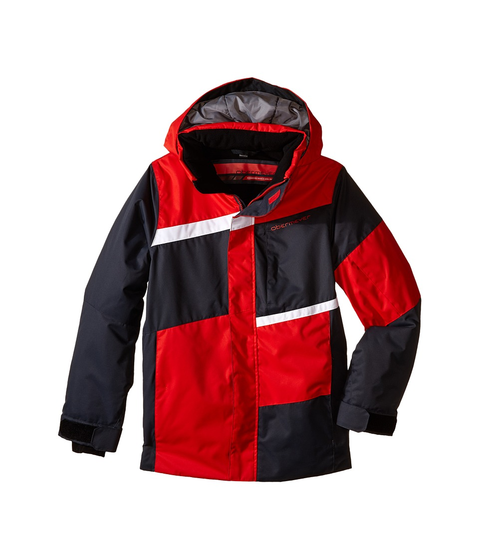 Obermeyer Kids - Rebel Jacket (Little Kids/Big Kids) (Lava) Boy's Coat
