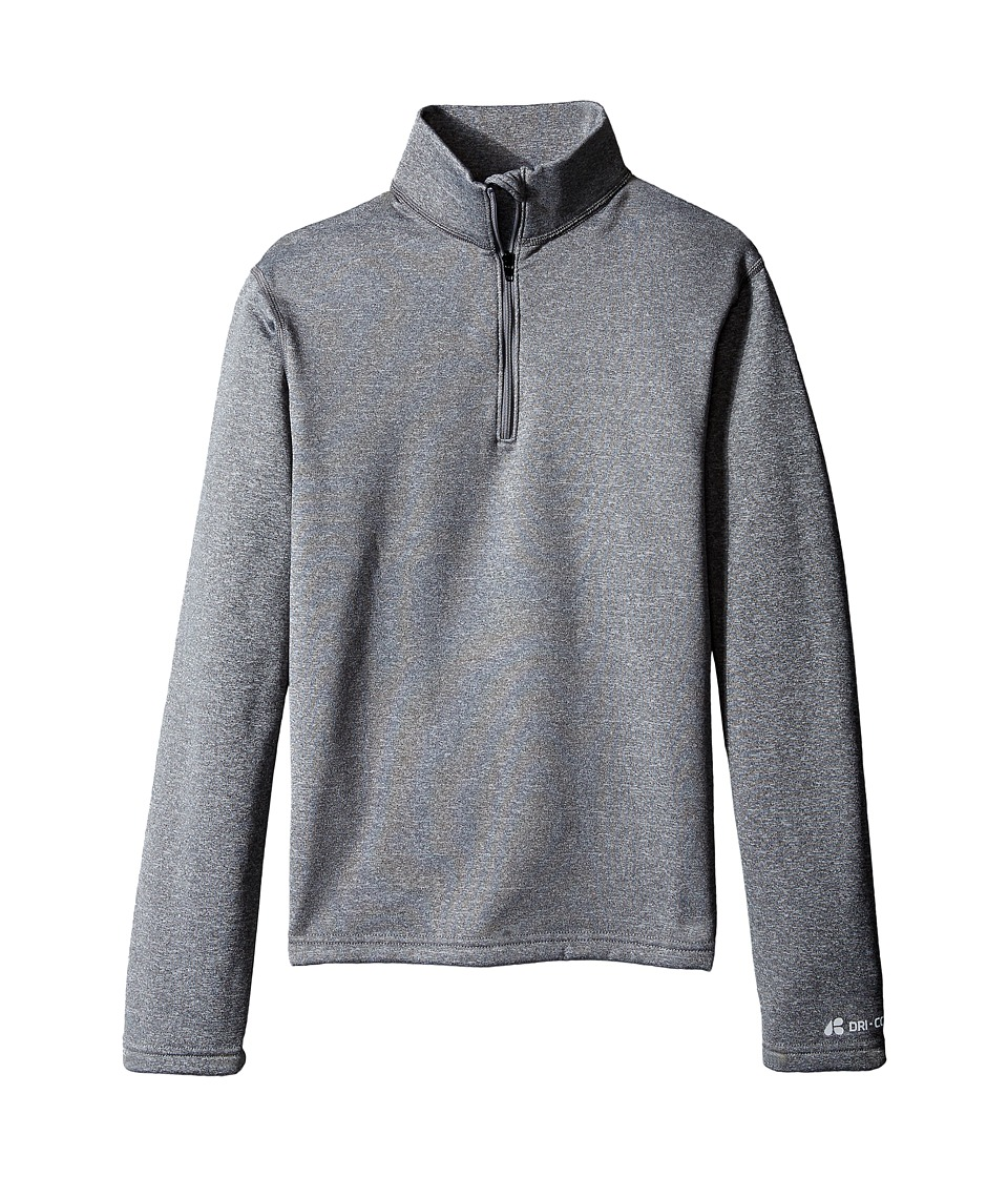 Obermeyer Kids - Solar 150 DC Top (Little Kids/Big Kids) (Heather Grey) Boy's Sweatshirt