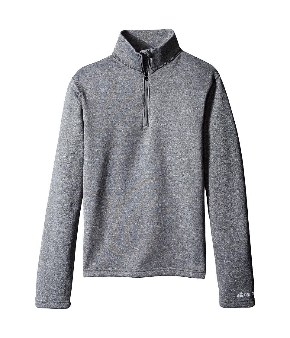 Obermeyer Kids - Solar 150 DC Top (Little Kids/Big Kids) (Heather Grey) Boy's Sweatshirt