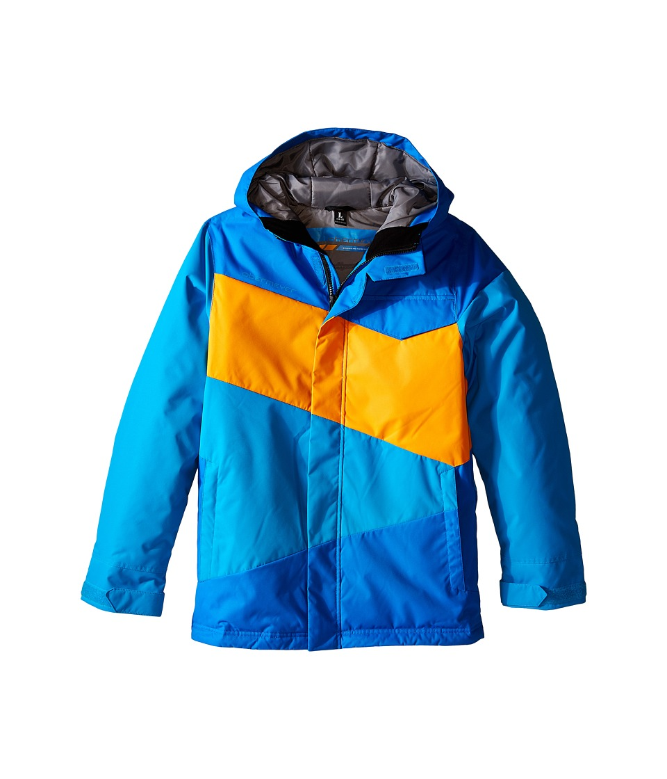 Obermeyer Kids - Journey Jacket (Little Kids/Big Kids) (Sonic Blue) Boy's Coat