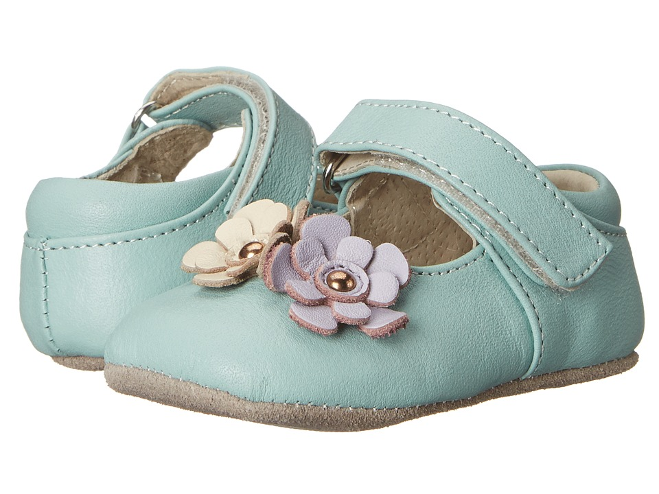 See Kai Run Kids - Loretta (Infant) (Mint) Girl's Shoes