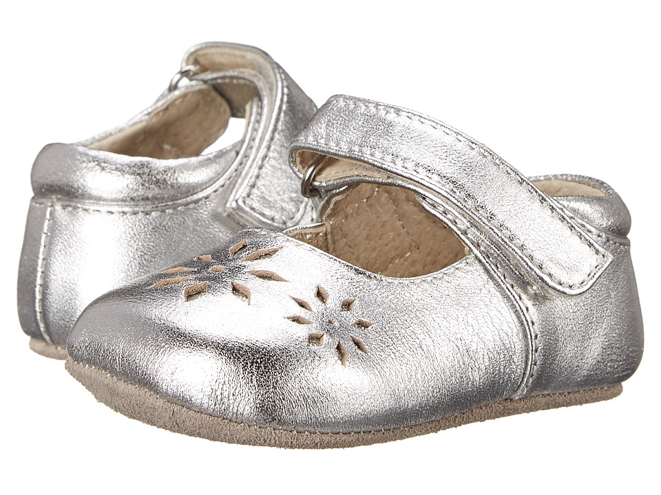See Kai Run Kids - Gracie (Infant) (Silver) Girls Shoes