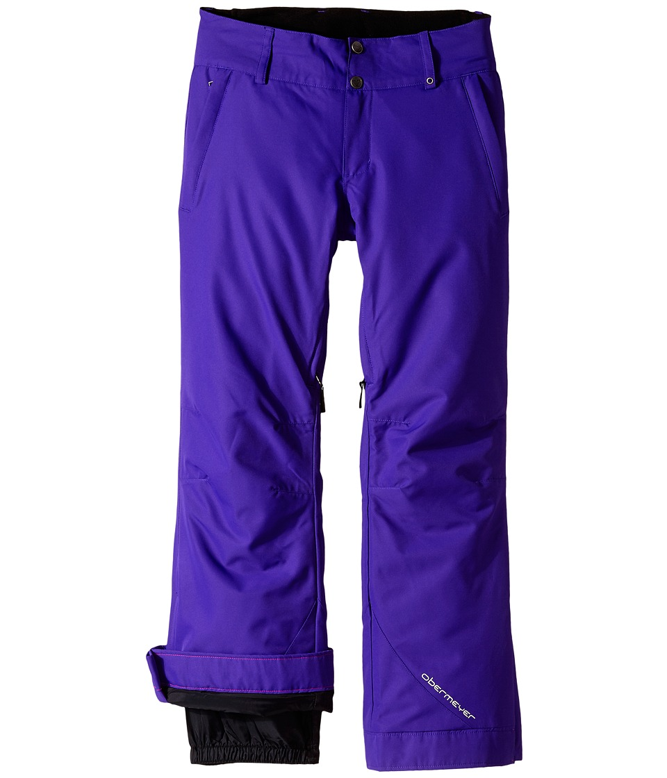 Obermeyer Kids - Lea Pants (Little Kids/Big Kids) (Purple Reign) Girl's Casual Pants