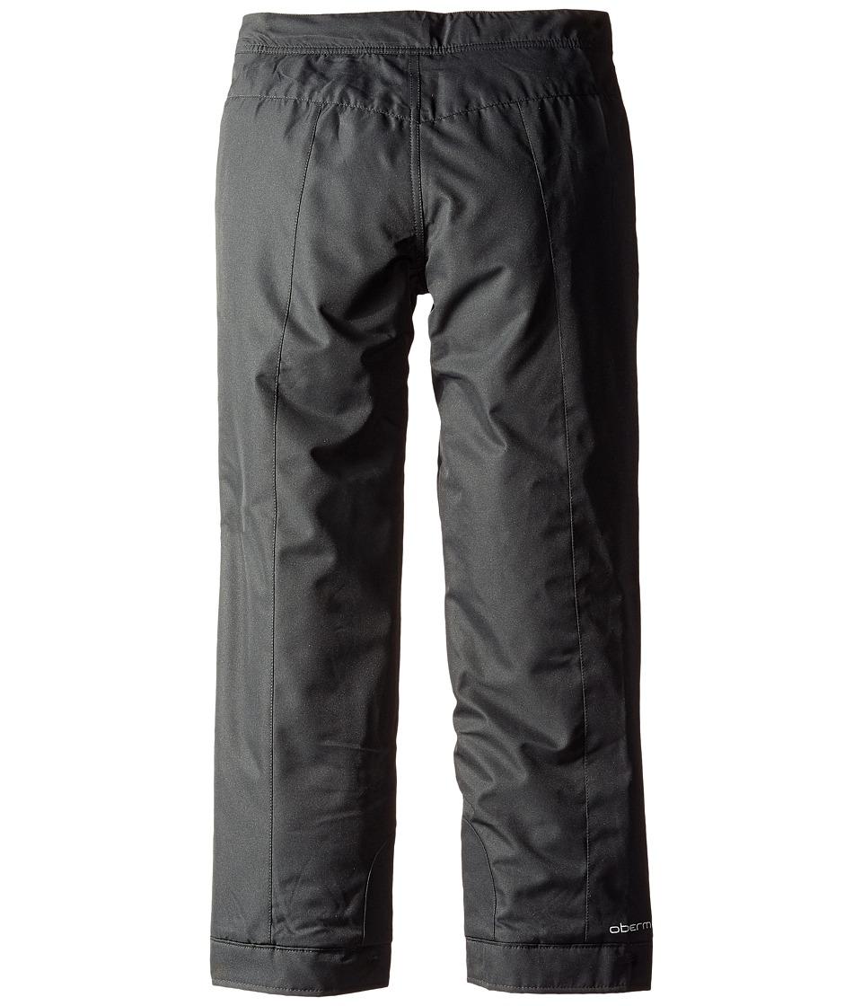Obermeyer Kids - Elsie Pants (Little Kids/Big Kids) (Black) Girl's Casual Pants