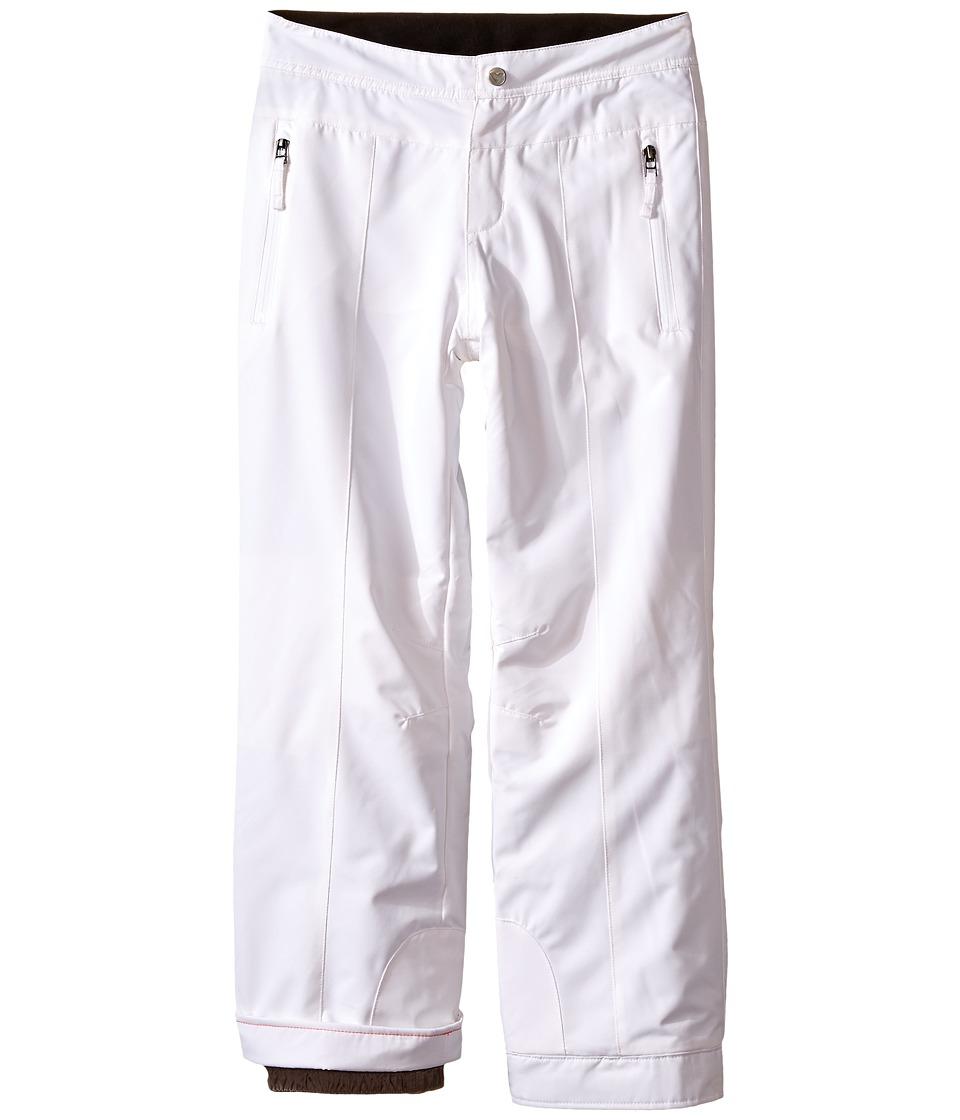 Obermeyer Kids - Elsie Pants (Little Kids/Big Kids) (White) Girl's Casual Pants