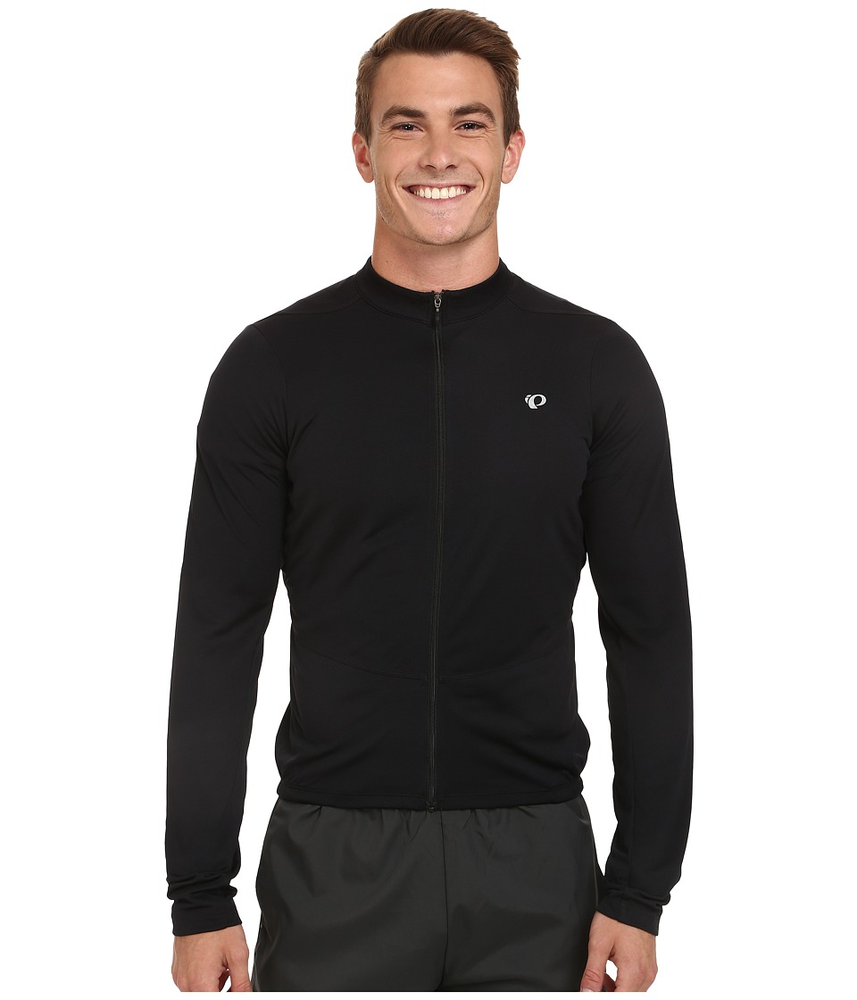 Pearl Izumi - Attack Long Sleeve Jersey (Black/Black) Men's Clothing
