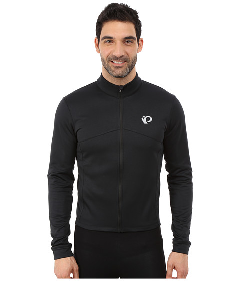 Pearl Izumi - Elite Thermal Long Sleeve Jersey (Black/Black) Men's Workout