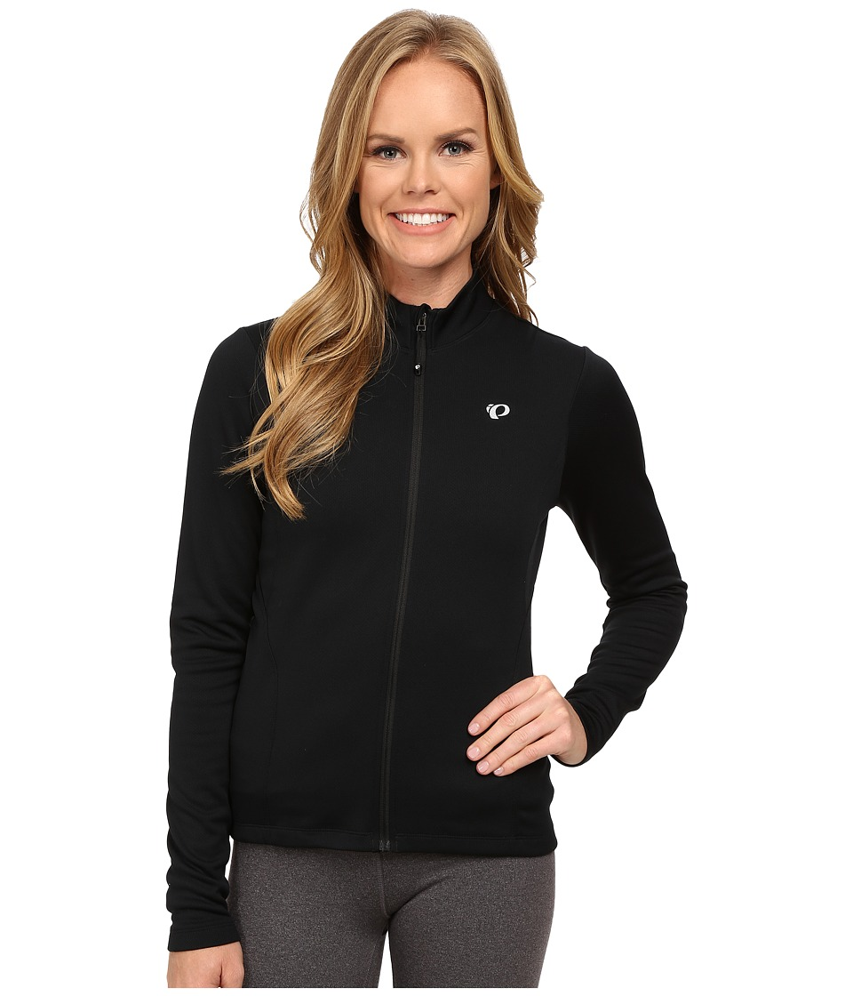 Pearl Izumi - W Sugar Thermal Jersey (Black) Women's Workout