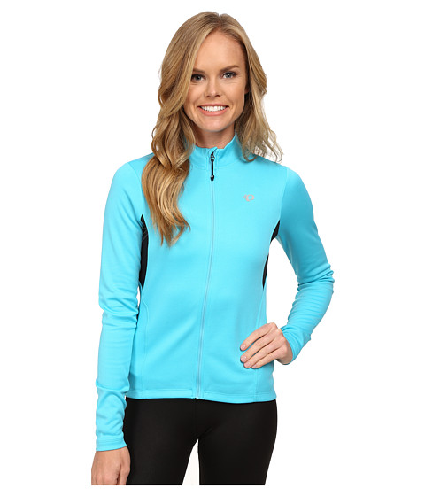 Pearl Izumi - W Sugar Thermal Jersey (Blue Atoll) Women's Workout