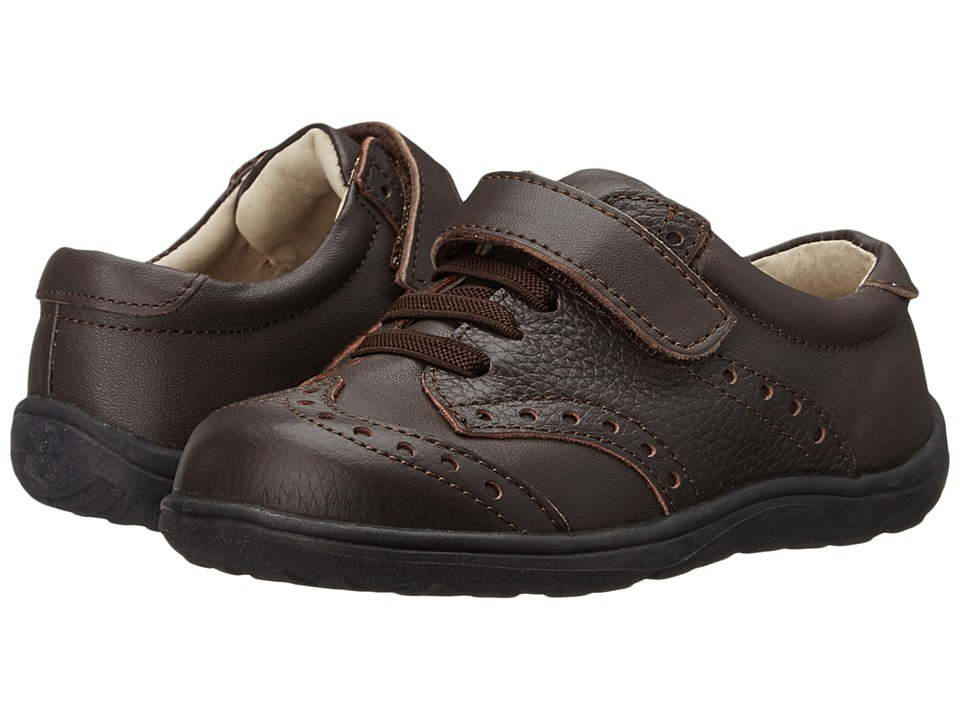 See Kai Run Kids - Erik (Toddler/Little Kid) (Brown) Boy's Shoes