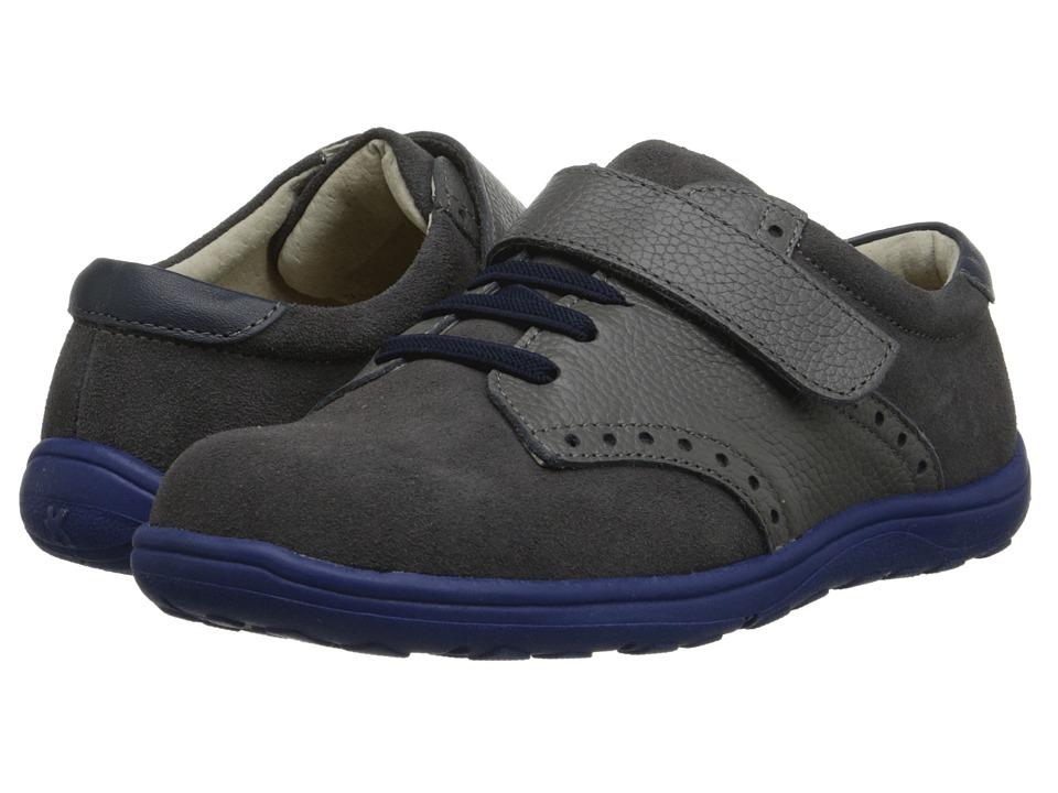See Kai Run Kids - Dave (Toddler/Little Kid) (Gray) Boys Shoes