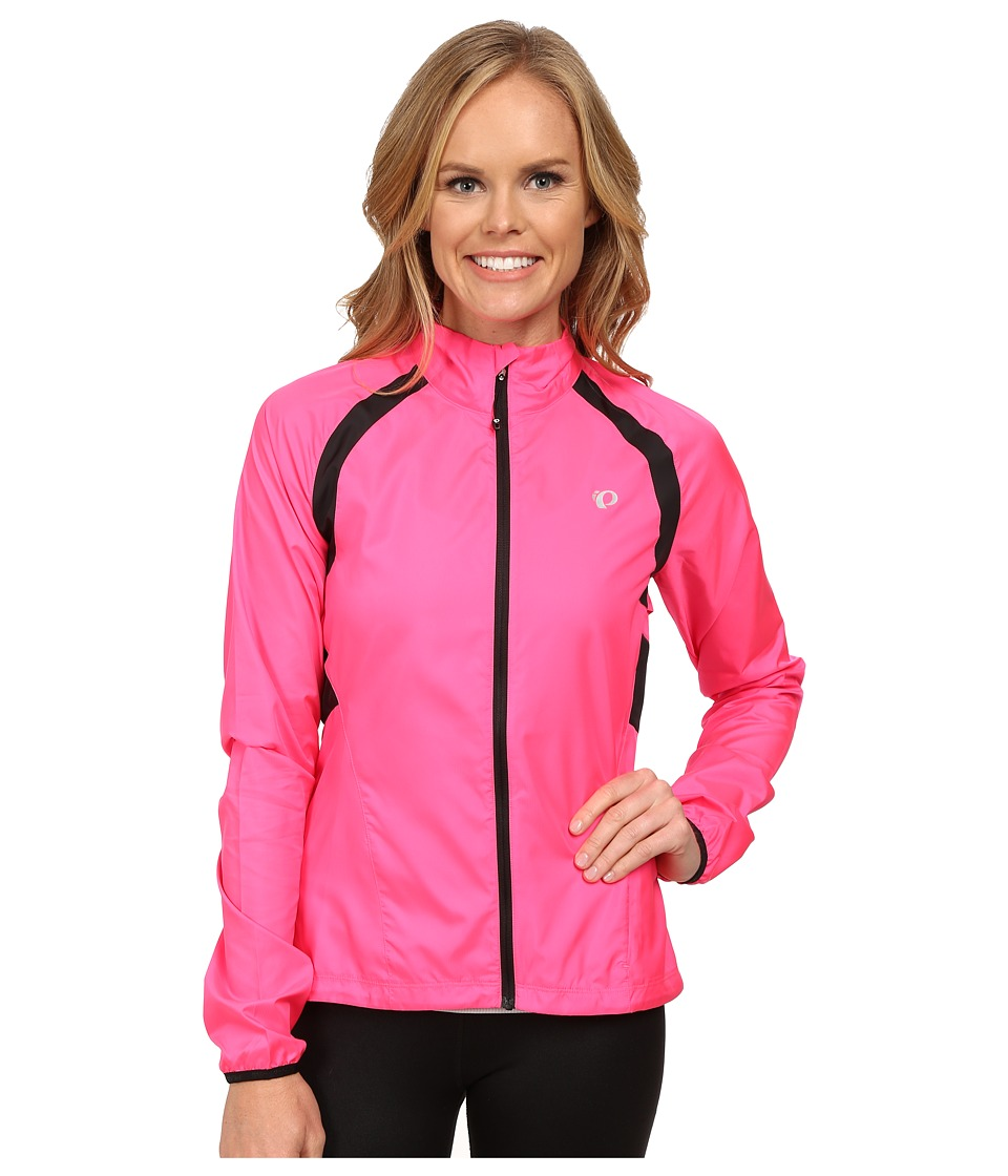 Pearl Izumi - W ELITE Barrier Cycling Jacket (Screaming Pink) Women's Workout