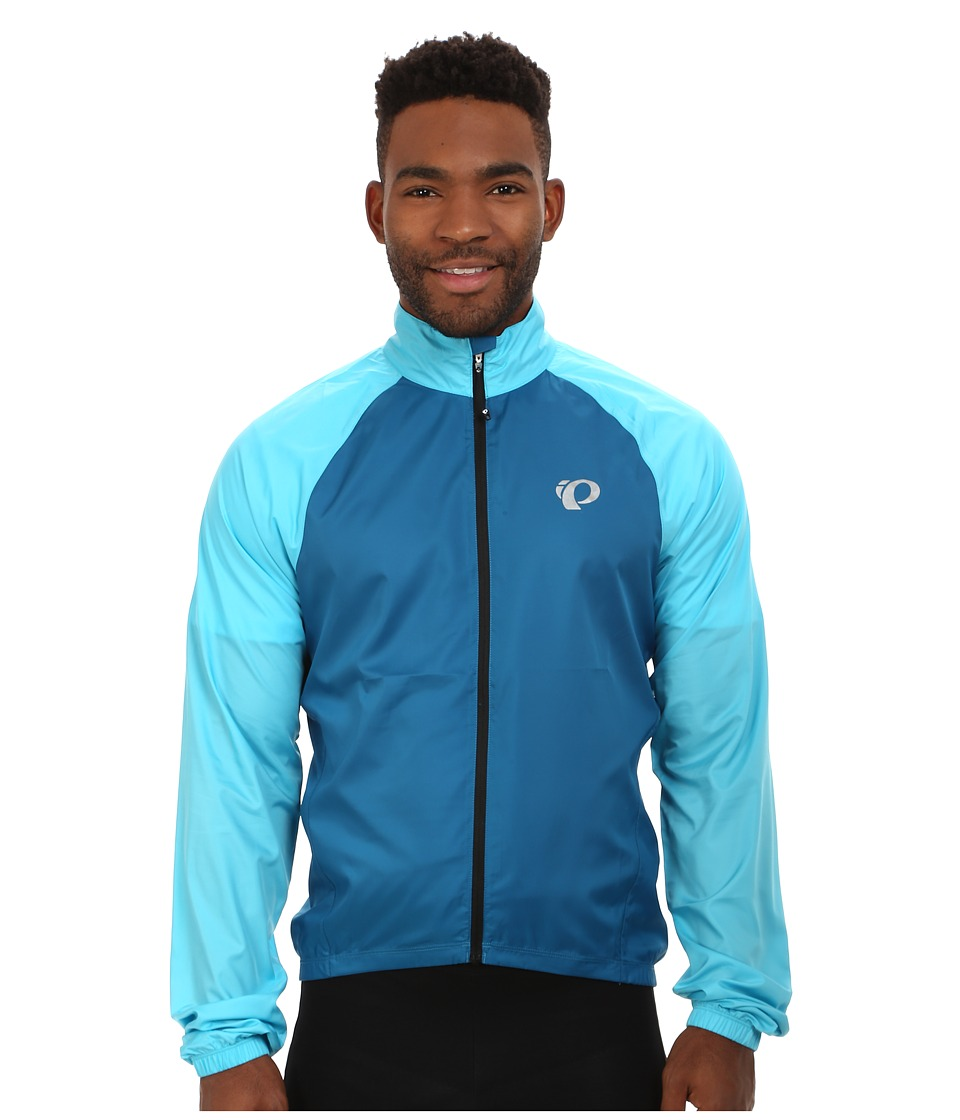 Pearl Izumi - ELITE Barrier Cycling Jacket (Mykonos Blue/Blue Atoll) Men's Coat