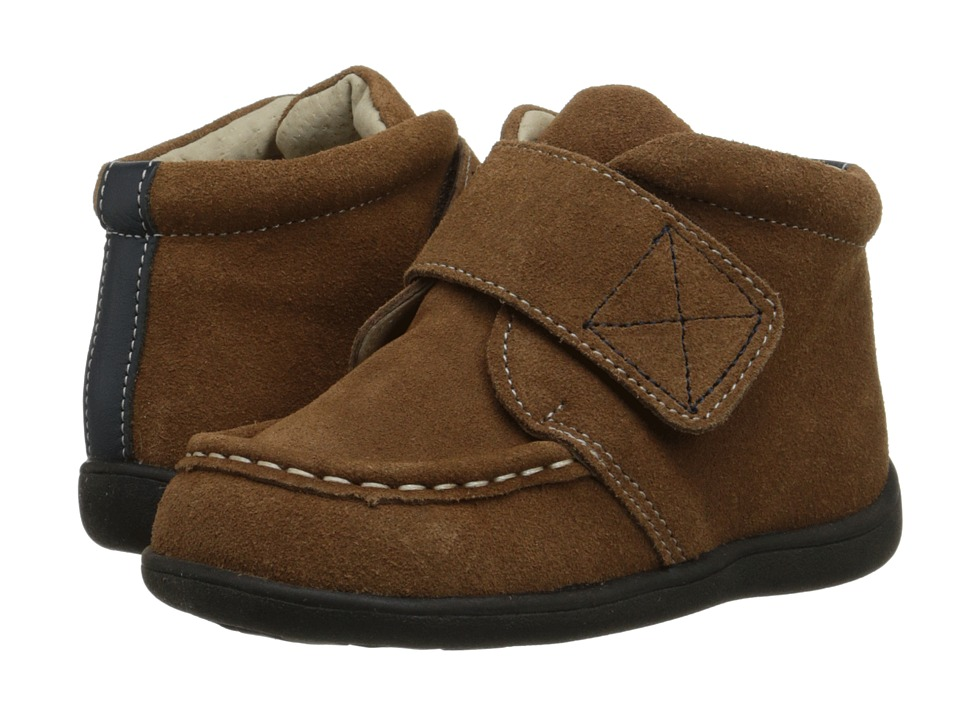 See Kai Run Kids - Desmond (Toddler) (Camel) Boys Shoes