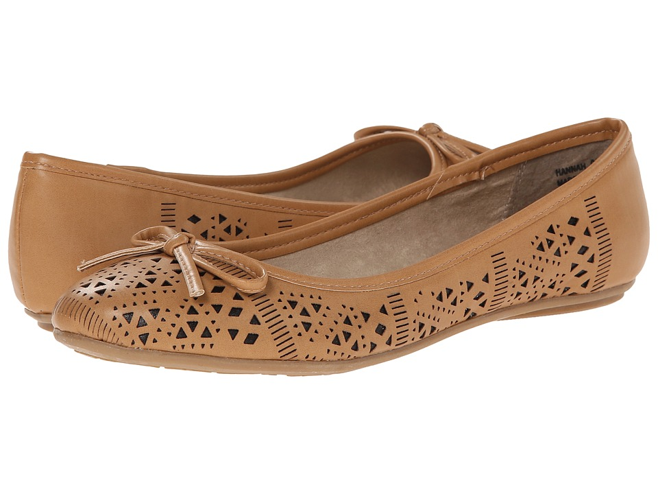 Dirty Laundry - DL Handle This (Camel) Women's Flat Shoes
