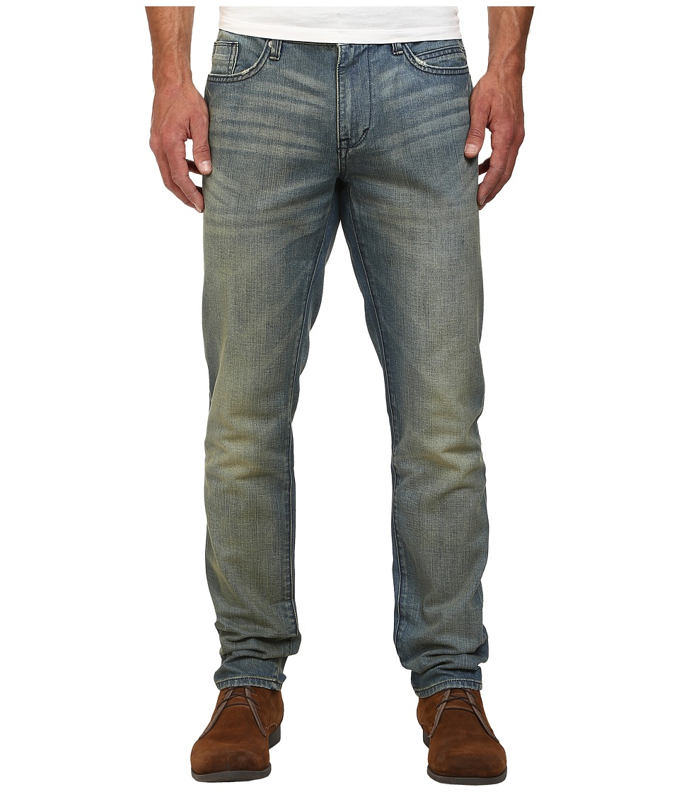 DKNY Jeans - Williamsburg Jeans in Chromite Dirty Wash (Chromite Dirty Wash) Men's Jeans