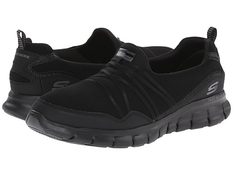 SKECHERS - Synergy - Scene Stealer (Black) Women's Shoes
