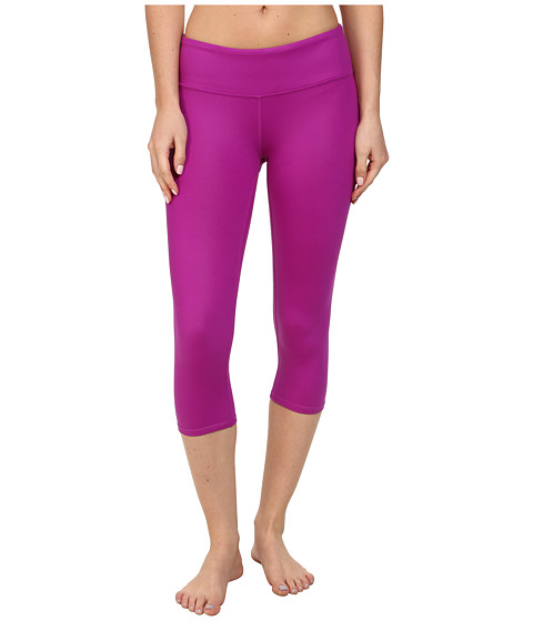 ALO - Airbrushed Capri (Amethyst) Women's Workout