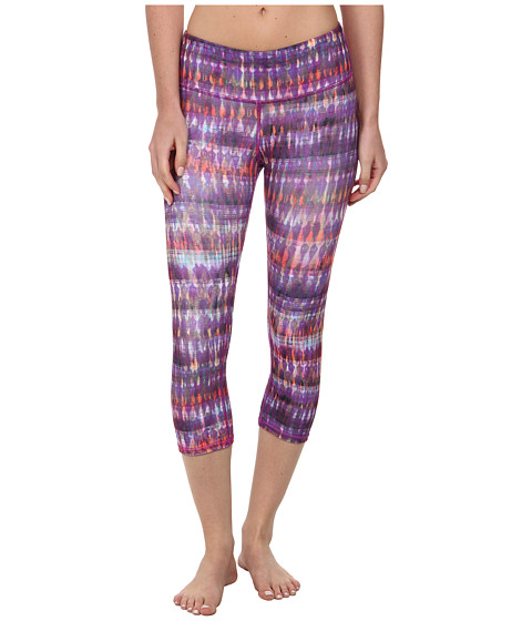 ALO - Airbrushed Capri (Bhakti) Women's Workout