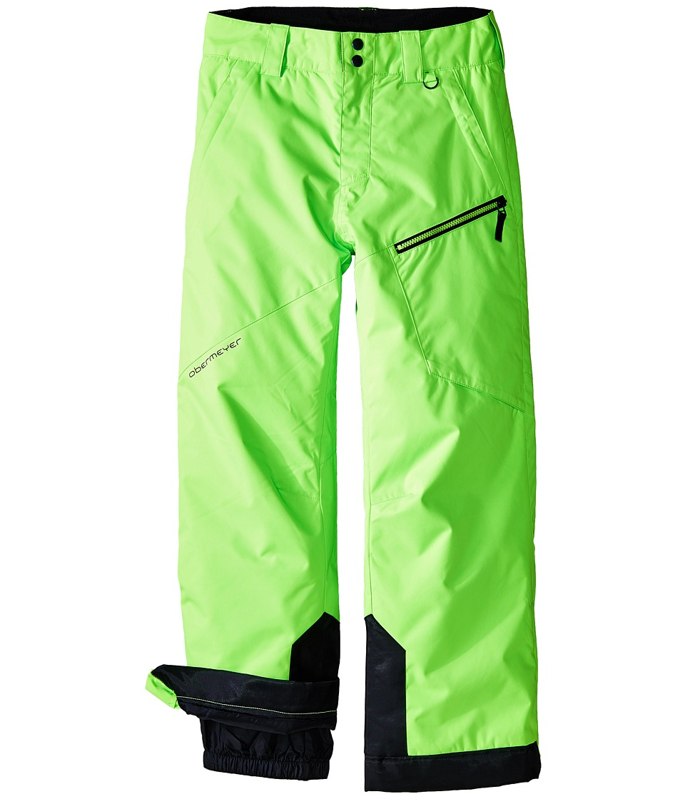 Obermeyer Kids - Pro Pants (Little Kids/Big Kids) (Glowstick) Boy's Casual Pants