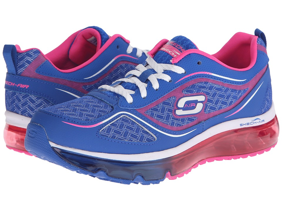 SKECHERS - Skech-Air 360 (Blue Pink) Women
