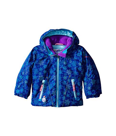 Obermeyer Kids - Arielle Jacket (Toddler/Little Kids/Big Kids) (Nordic Frost Print) Girl