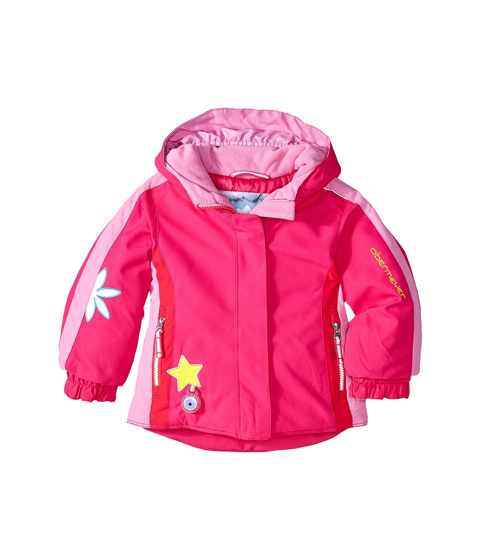 Obermeyer Kids - Pico Jacket (Toddler/Little Kids/Big Kids) (Wild Pink) Girl's Coat