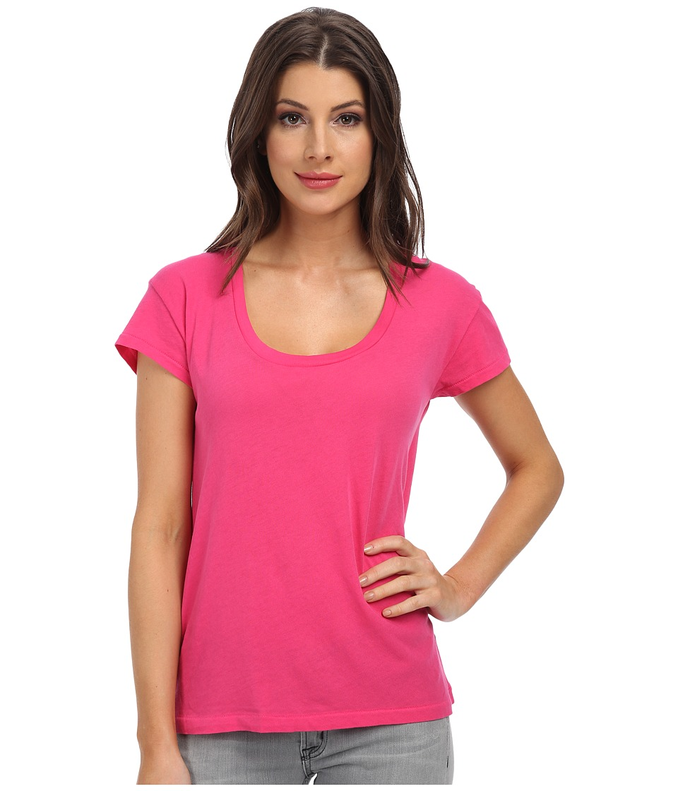 C&C California - S/S Scoop Tee (Spanish Needle) Women's T Shirt