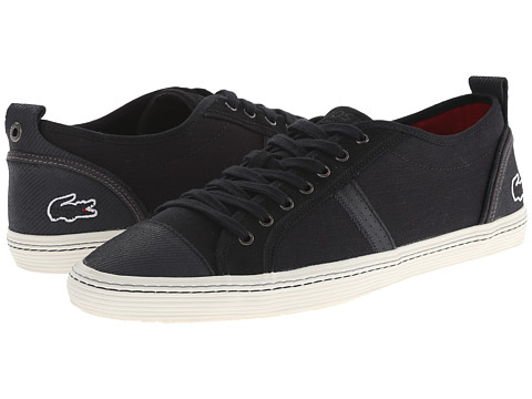 Lacoste - Bruckner 3 (Black) Men's Shoes