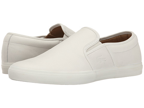 Lacoste - Gazon 8 (Off White) Men