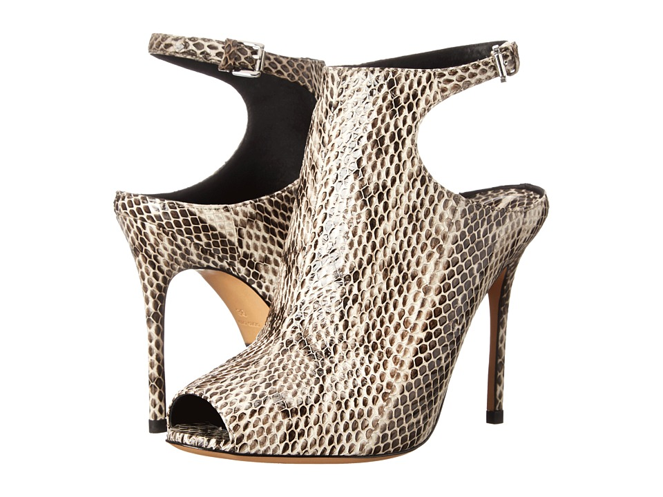 Michael Kors Cece (Narural Genuine Snake) High Heels