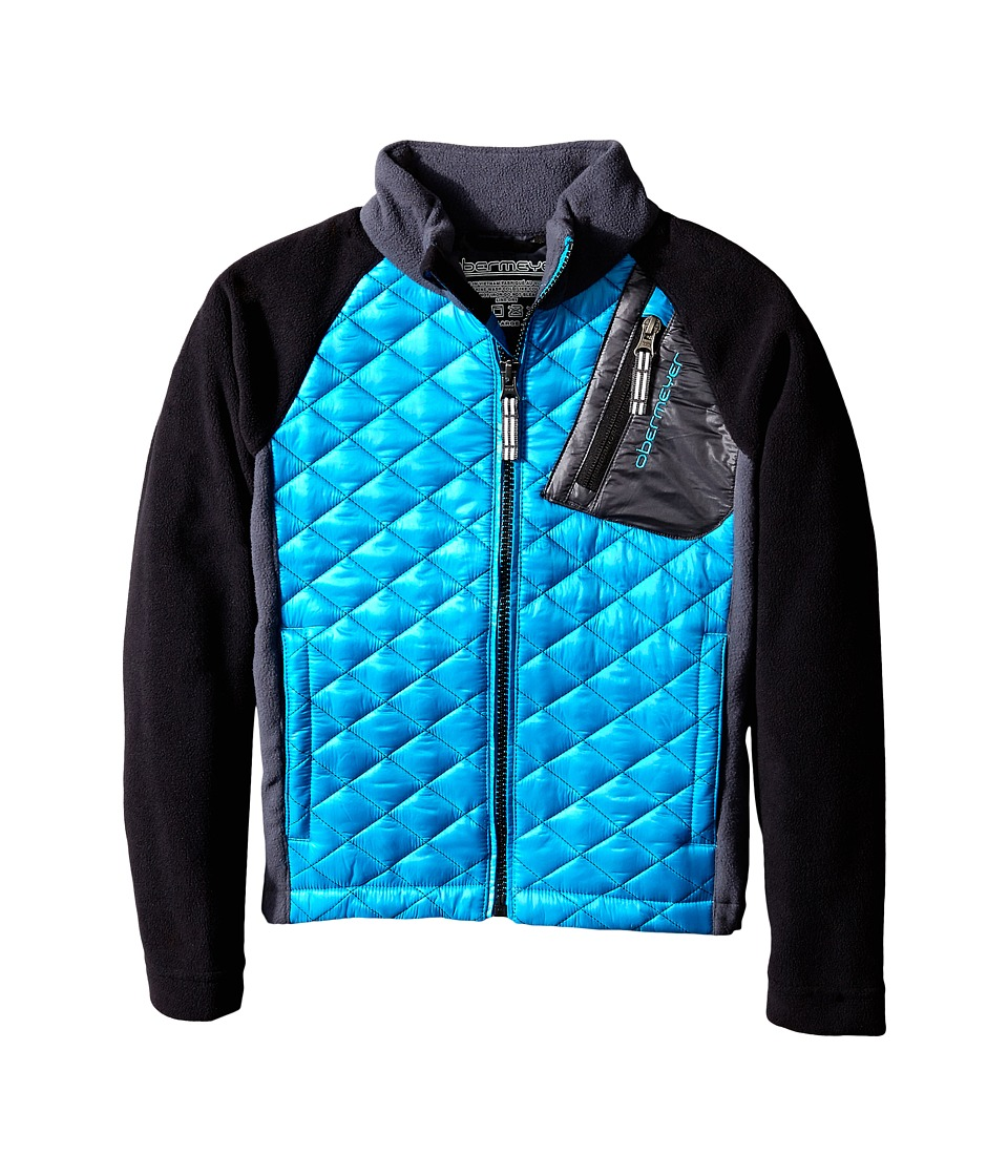Obermeyer Kids - Supercross Hybrid Top (Toddler/Little Kids/Big Kids) (Bluebird) Kid's Coat
