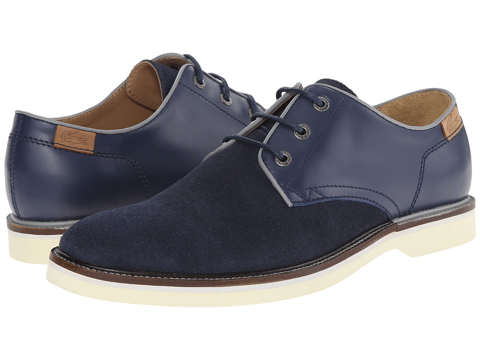 Lacoste - Sherbrooke 15 (Navy) Men's Shoes
