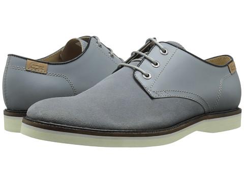 Lacoste - Sherbrooke 15 (Grey) Men's Shoes