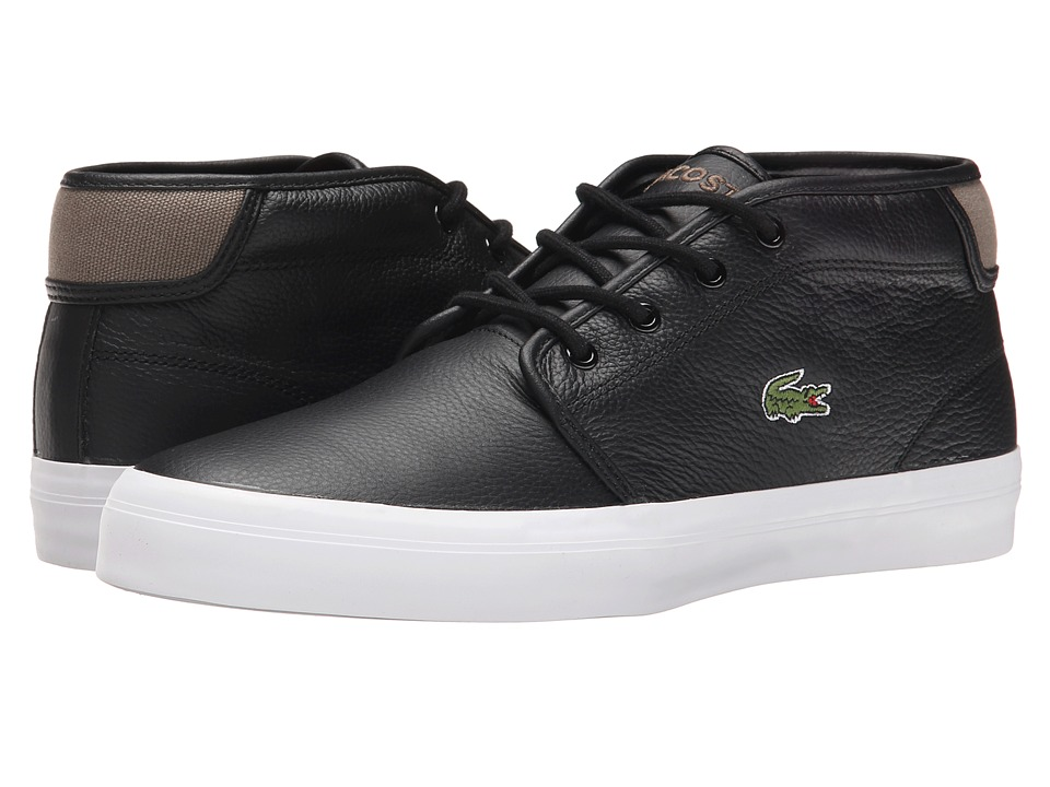 Lacoste - Ampthill Chunky Sep (Black/Black) Men