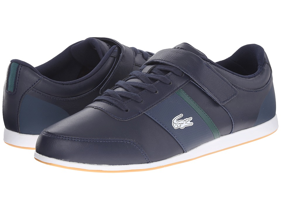 Lacoste - Embrun Rei (Dark Blue/Dark Blue) Men