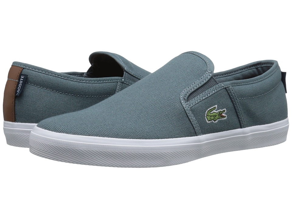 Lacoste - Gazon Sport Sep (Grey/Grey) Men