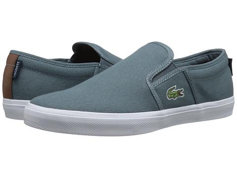 Lacoste - Gazon Sport Sep (Grey/Grey) Men's Shoes