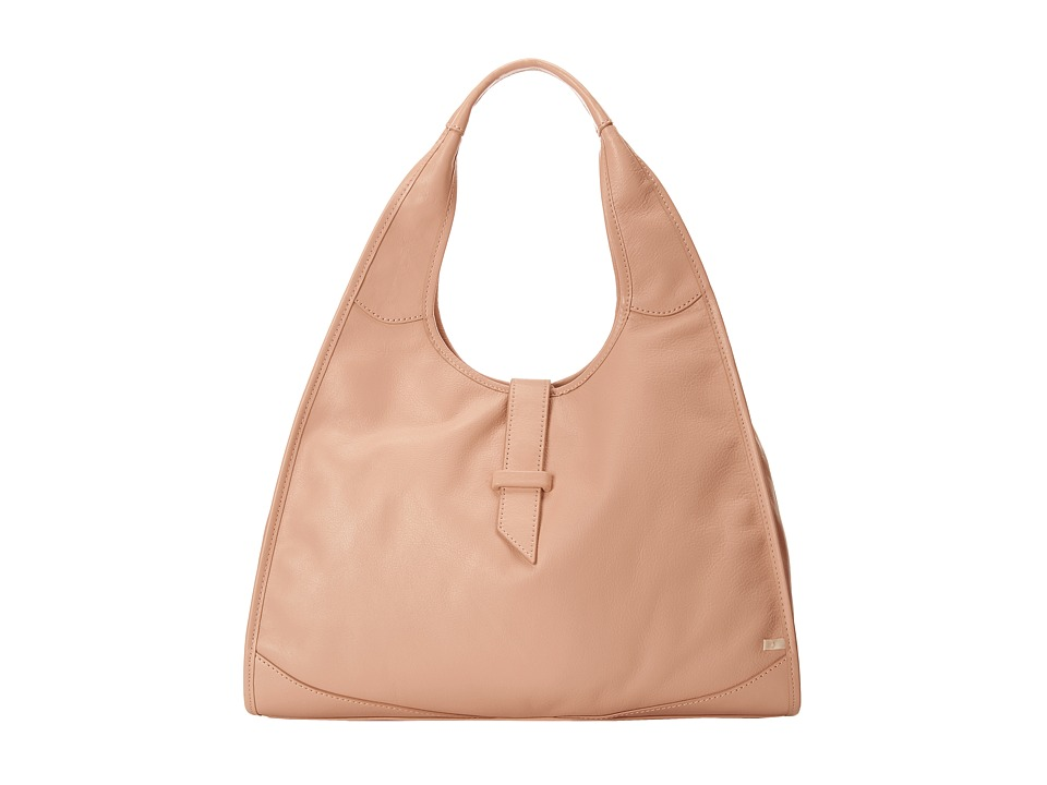 SJP by Sarah Jessica Parker - New Yorker (Sorbet Howe Leather) Hobo Handbags