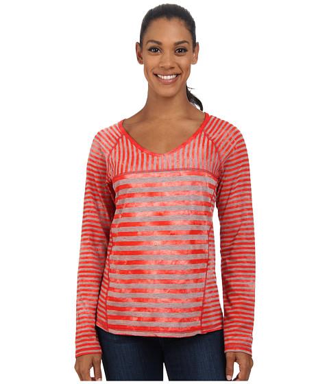 Prana - Jaime Top (Spice) Women's Long Sleeve Pullover