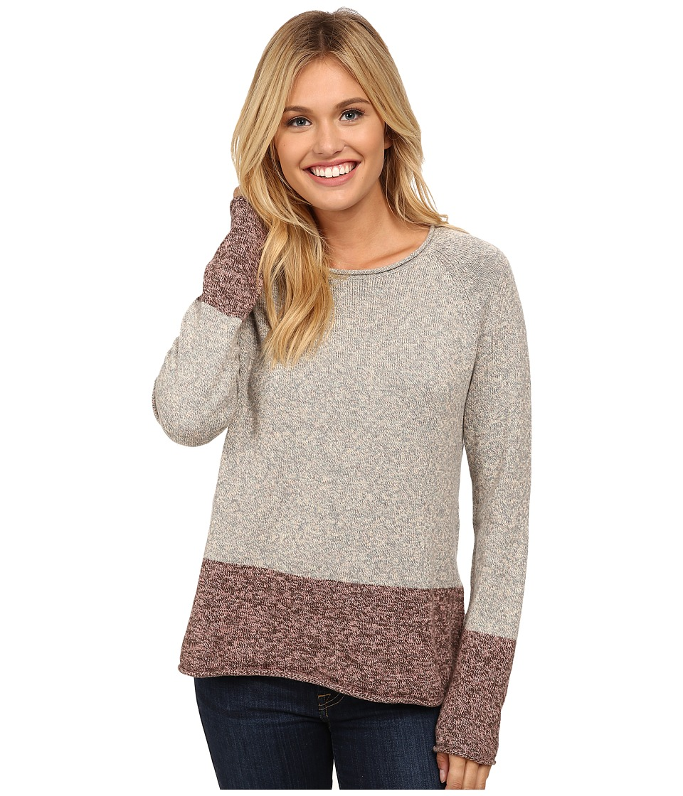 Prana - Astrid Sweater (Stone) Women's Sweater